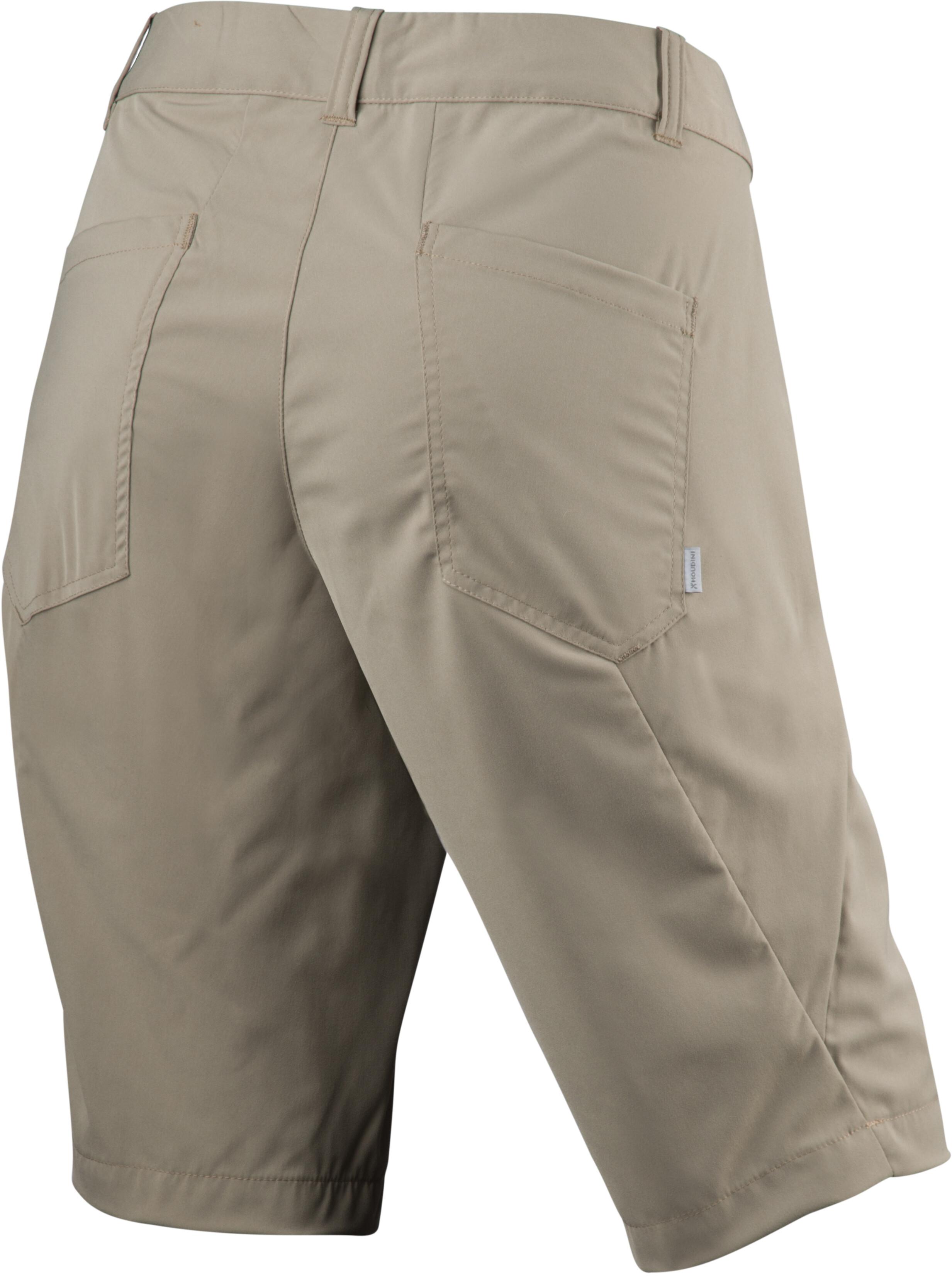 Volumen groß Ausverkauf Online-Einzelhändler Houdini MTM Thrill Twill Shorts Women reed beige